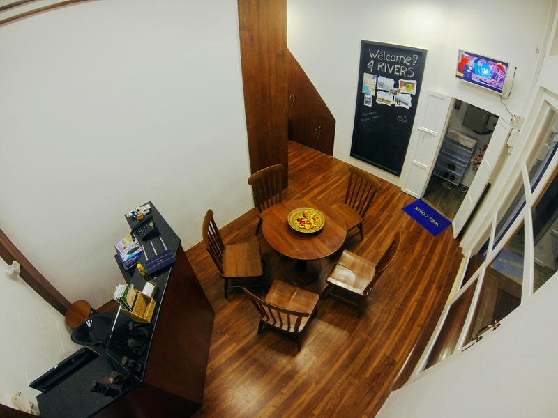 Four Rivers Hostel Best Hostels in Yangon