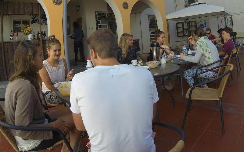 Friendly AQP best hostels in Arequipa