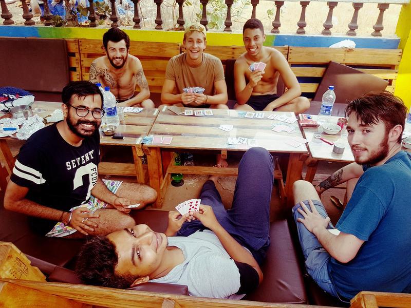 Happy Panda Best Hostel in Goa