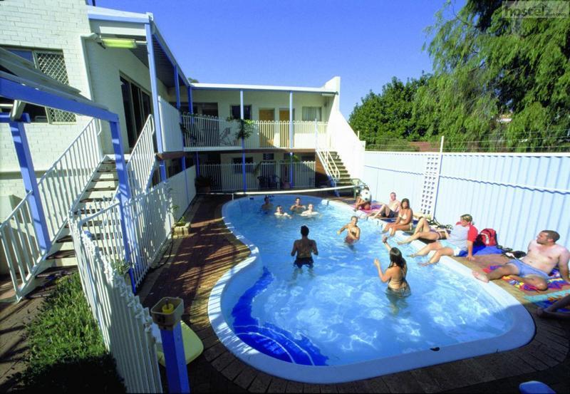 Hay Street Traveller's Inn Best Hostels in Perth