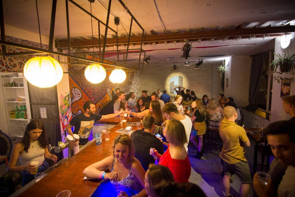 Overall Best Hostel in Budapest - Hostel One