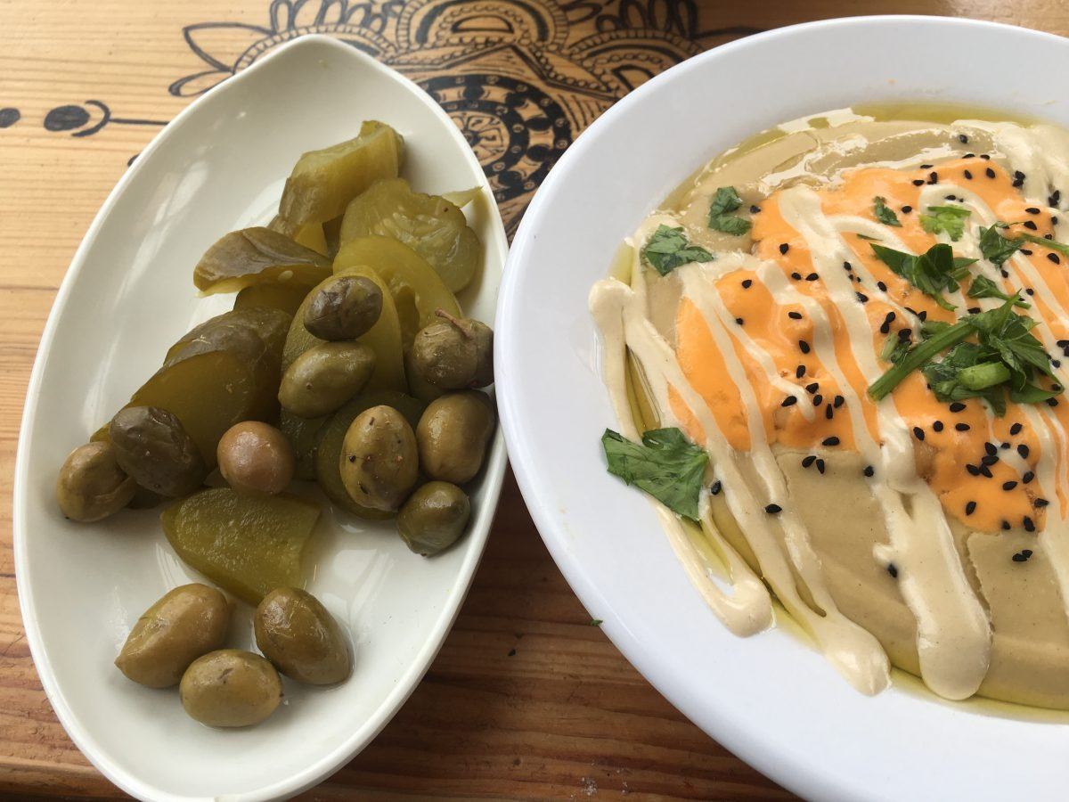 best hummus in israel