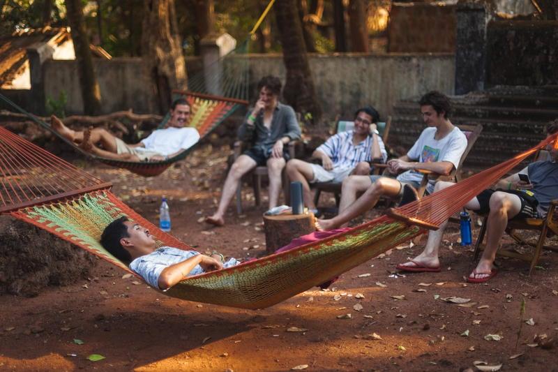 JUNGLE by the hostelcrowd Best Hostels in Goa