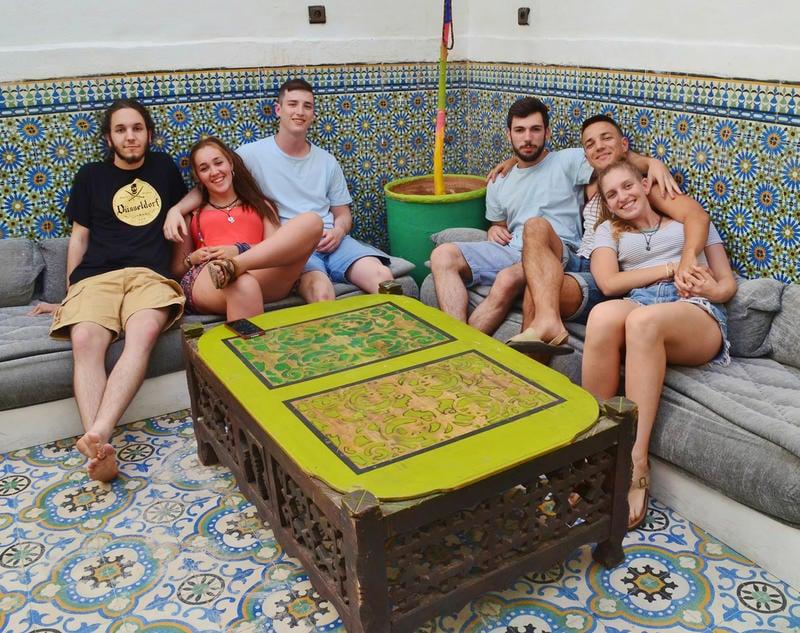 Kaktus Hostel Best Party Hostel in Marrakech