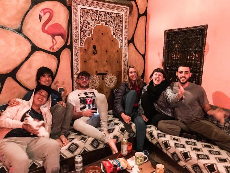 Kammy Hostel Best Hostels in Marrakech