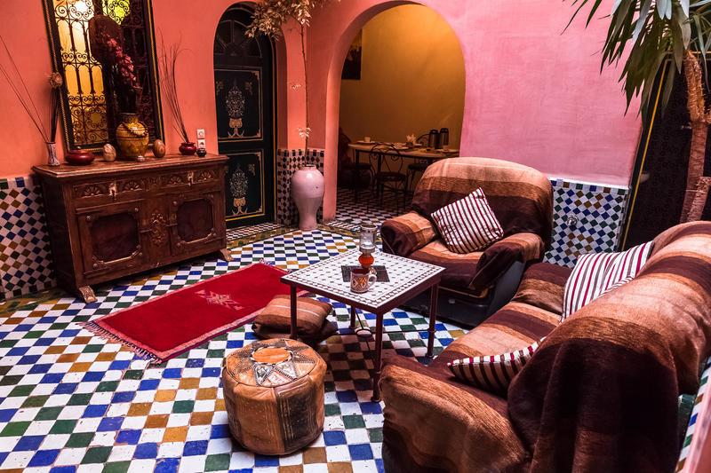 La Casa Del Sol Best Hostels in Marrakech