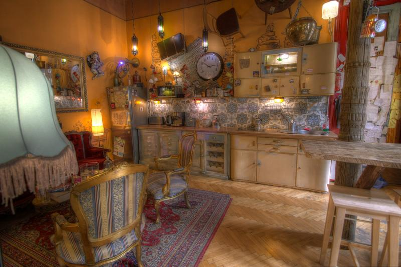 Best Hostel for Couples in Budapest #2 - Lavender Circus