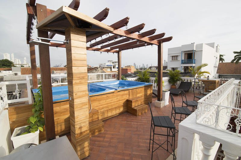 Life is Good best hostels in Cartagena
