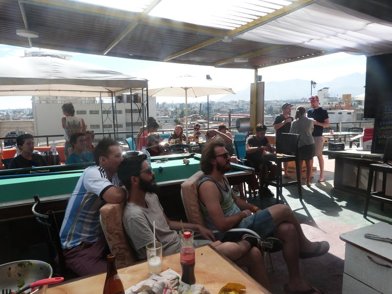 MB Backpackers best hostels in Arequipa