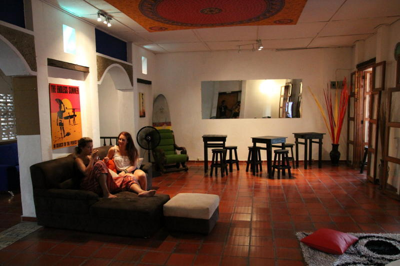 Makako Chill Out Hostel best hostels in Cartagena