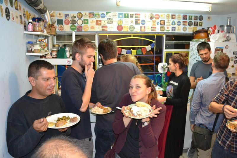 Moreto & Caffeto Best Party Hostel in Sofia