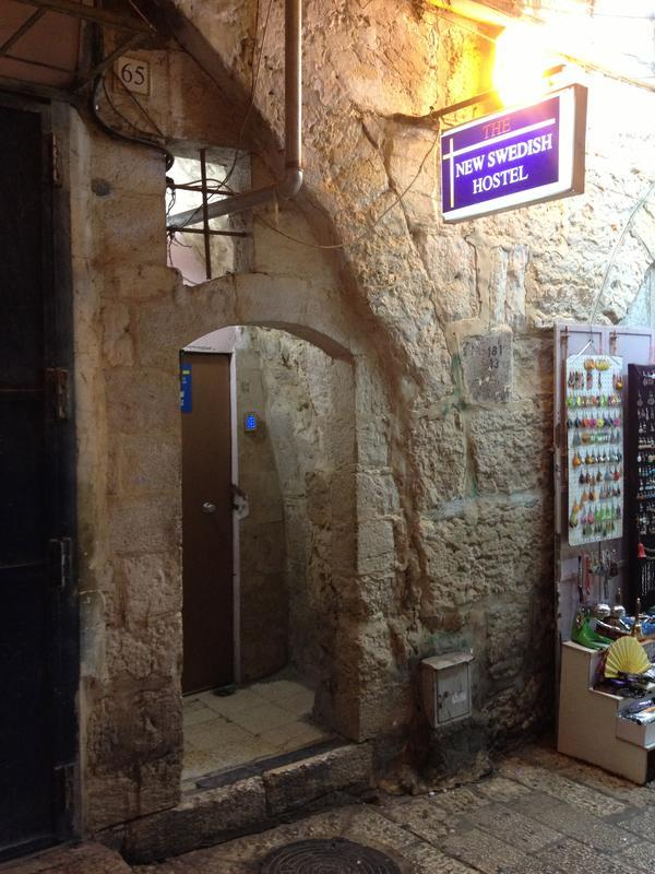 New Swedish Hostel best hostels in Jerusalem