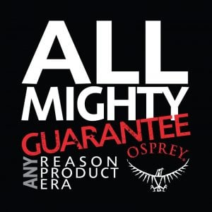 Osprey All mighty Guarantee