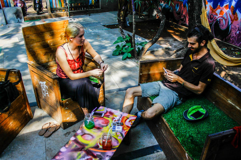 Pappi Chulo Best Hostels in Goa
