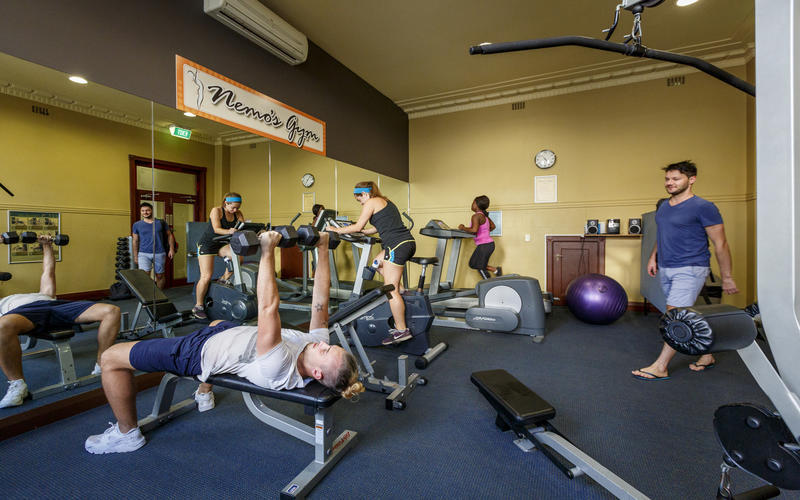 Perth City YHA Best Hostels in Perth