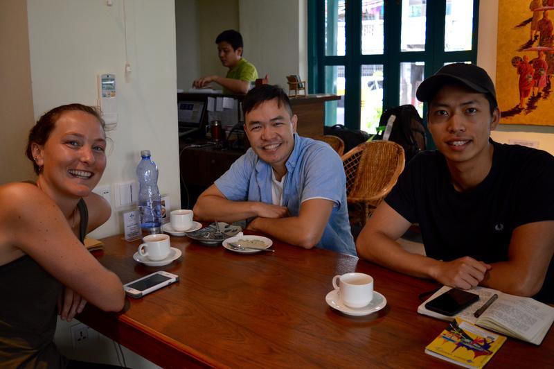 Pickled Tea Hostel Best Hostels in Yangon