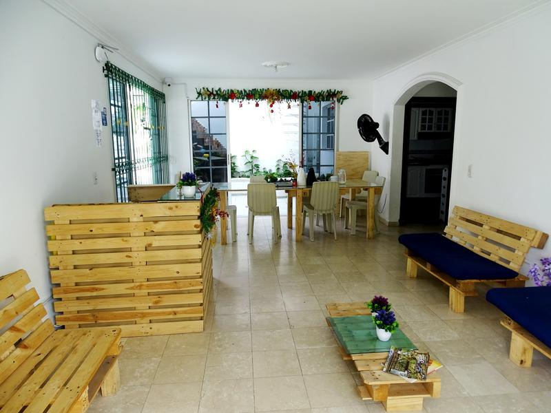 Quintas by Maos best hostels in Cartagena