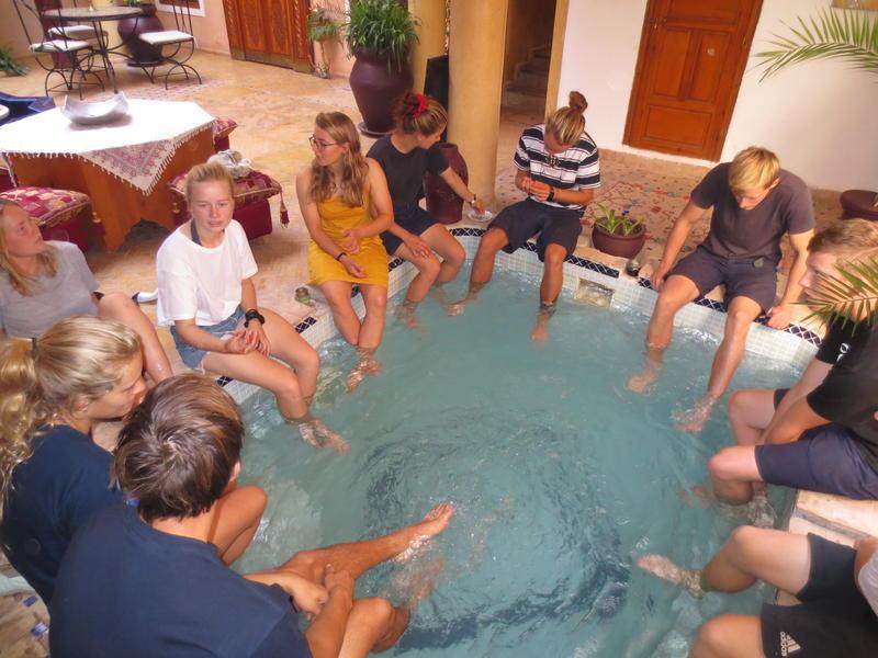 Riad Atlas Marrakech Best Hostel for Couples in Marrakech
