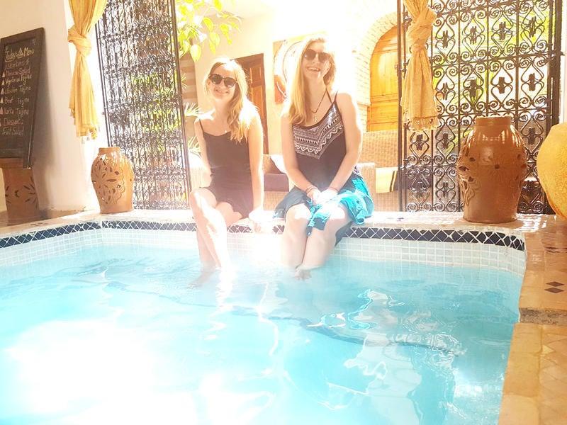 Riad La Caleche Best Hostels in Marrakech