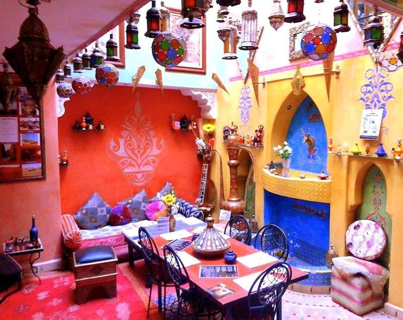 Riad Layla Rouge Best Hostels in Marrakech
