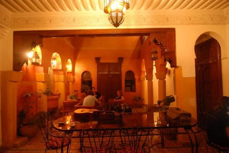 Riad Massin Best Hostels in Marrakech