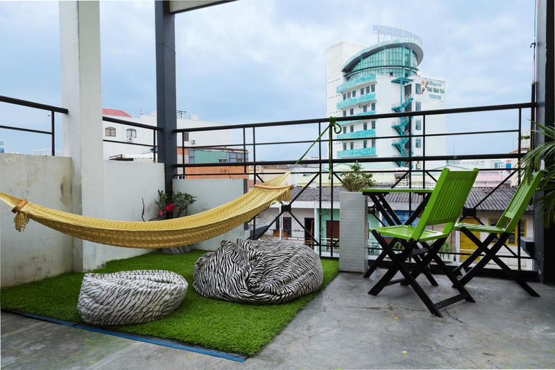 Saigon Backpackers Hostel @ Cong Quynh best hostels in Ho Chi Minh