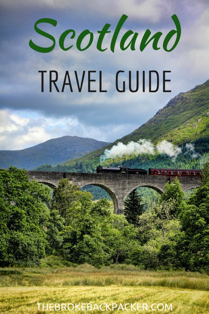 The ultimate 2018 guide to backpacking scotland on any budget for Travel guide to scotland