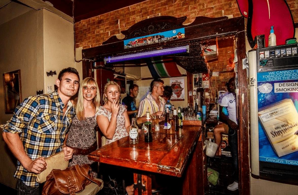 Long Street Backpackers best hostels in Cape Town