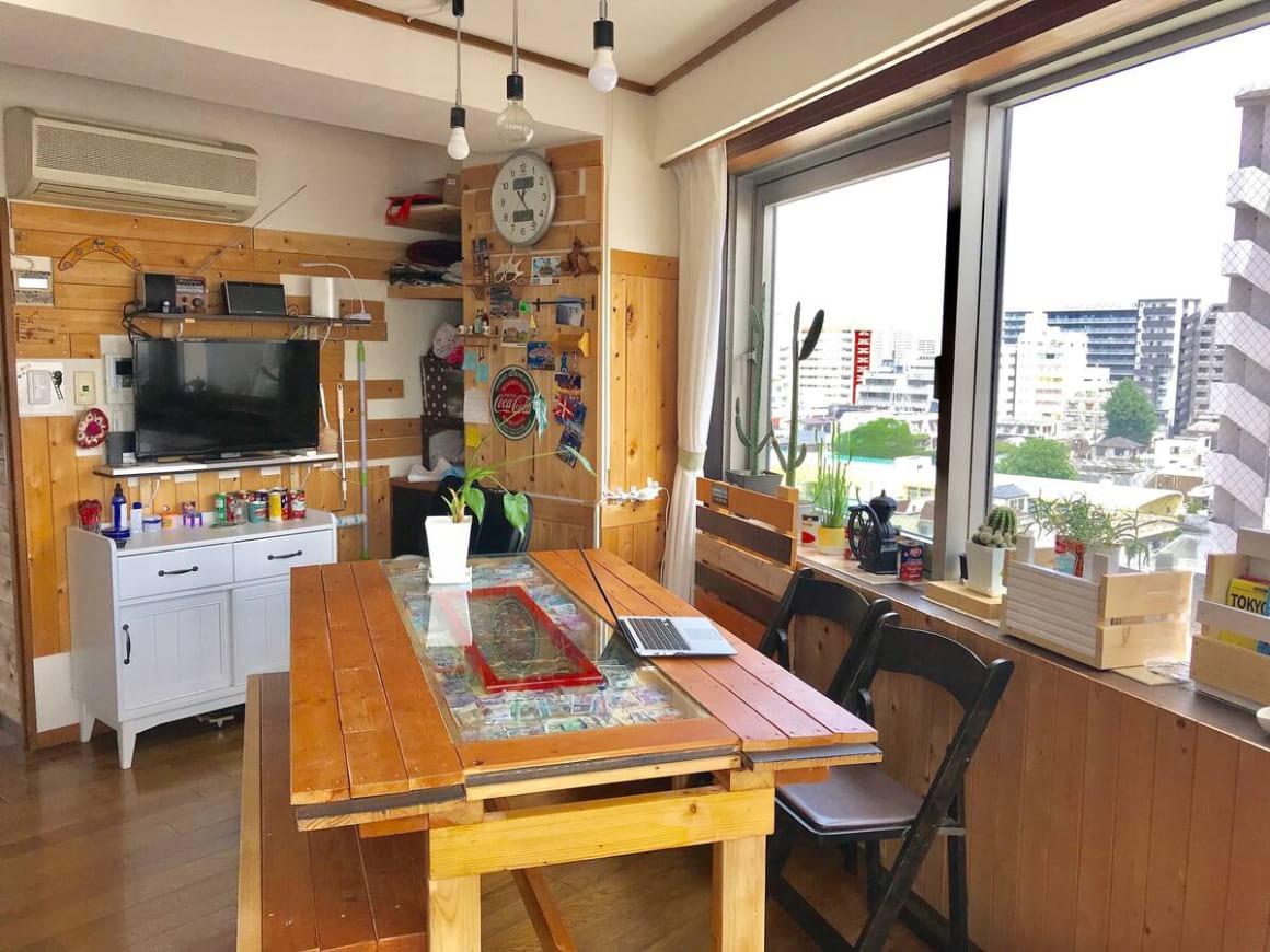 Shinjuku Sharehouse Tatami Room