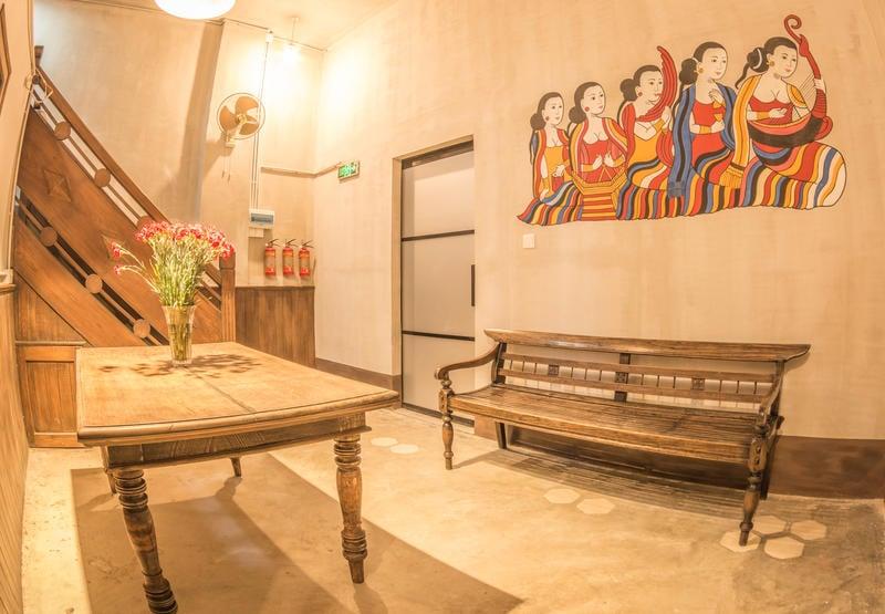 Shwe Yo Vintage Hostel Best Hostels in Yangon