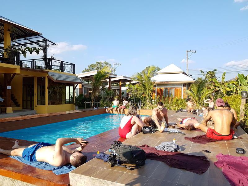 Slow Life Sabaidee Best Hostels in Pai