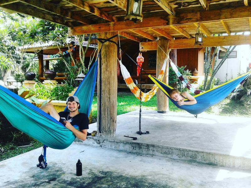 Suandaoi Backpacker Resort Best Hostel in Pai