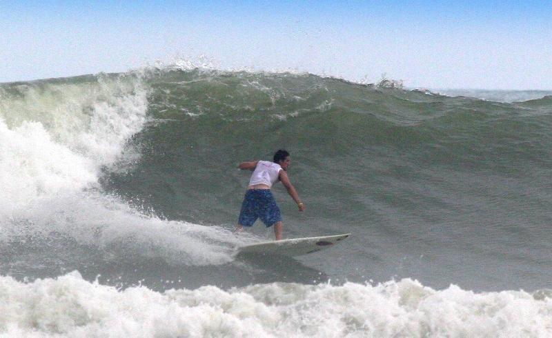Ecuador surf beaches