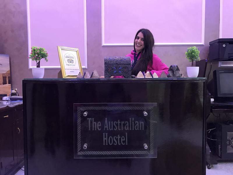 The Australian Hostel in Cairo Best Party Hostel in Cairo