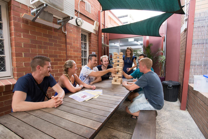 The Emperors Crown Hostel Best Hostel for Couples in Perth