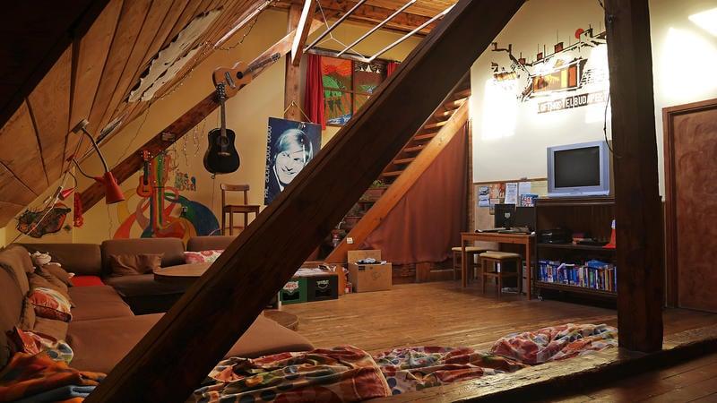 Runner-up Best Hostel in Budapest - The Loft