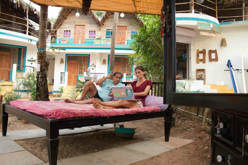 Vaayu Waterman's Village Best Hostels in Goa