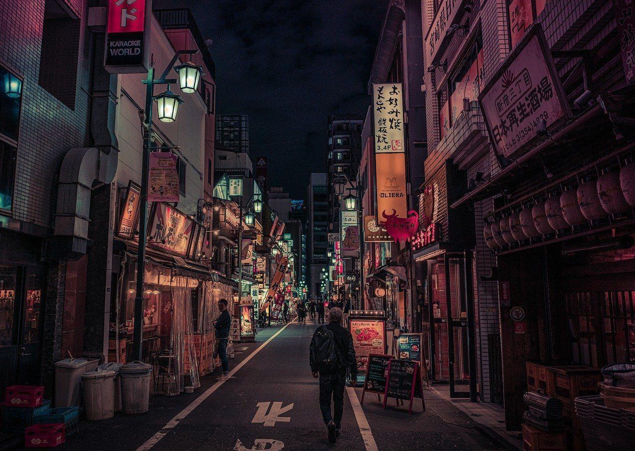 First Time-Shinjuku