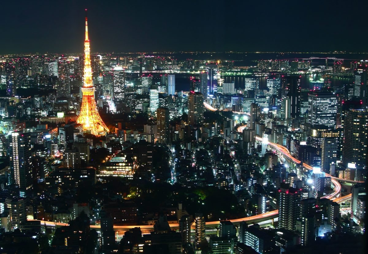 Roppongi - Where to Stay in Tokyo for Nightlife