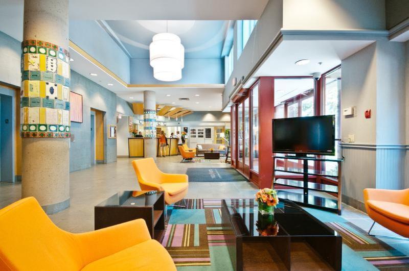 YWCA Hotel best hostels in Vancouver