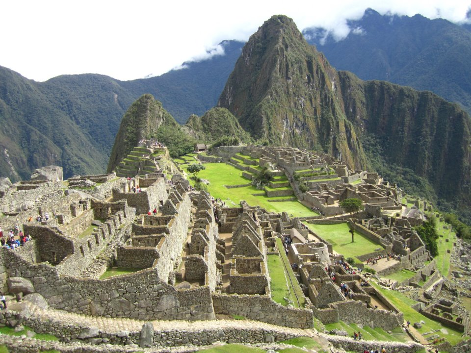 Machu Picchu: Crown jewel of Incan ruins