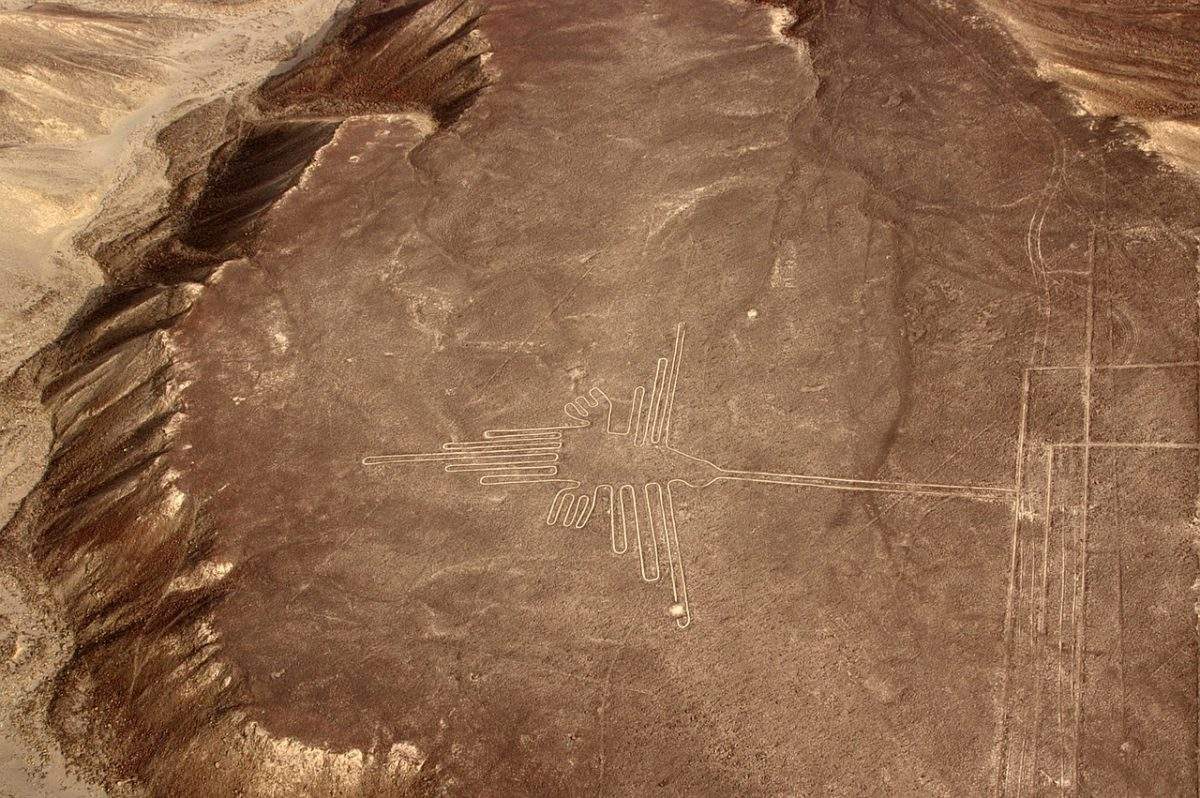 top ten places to visit in peru: the Nazca Lines
