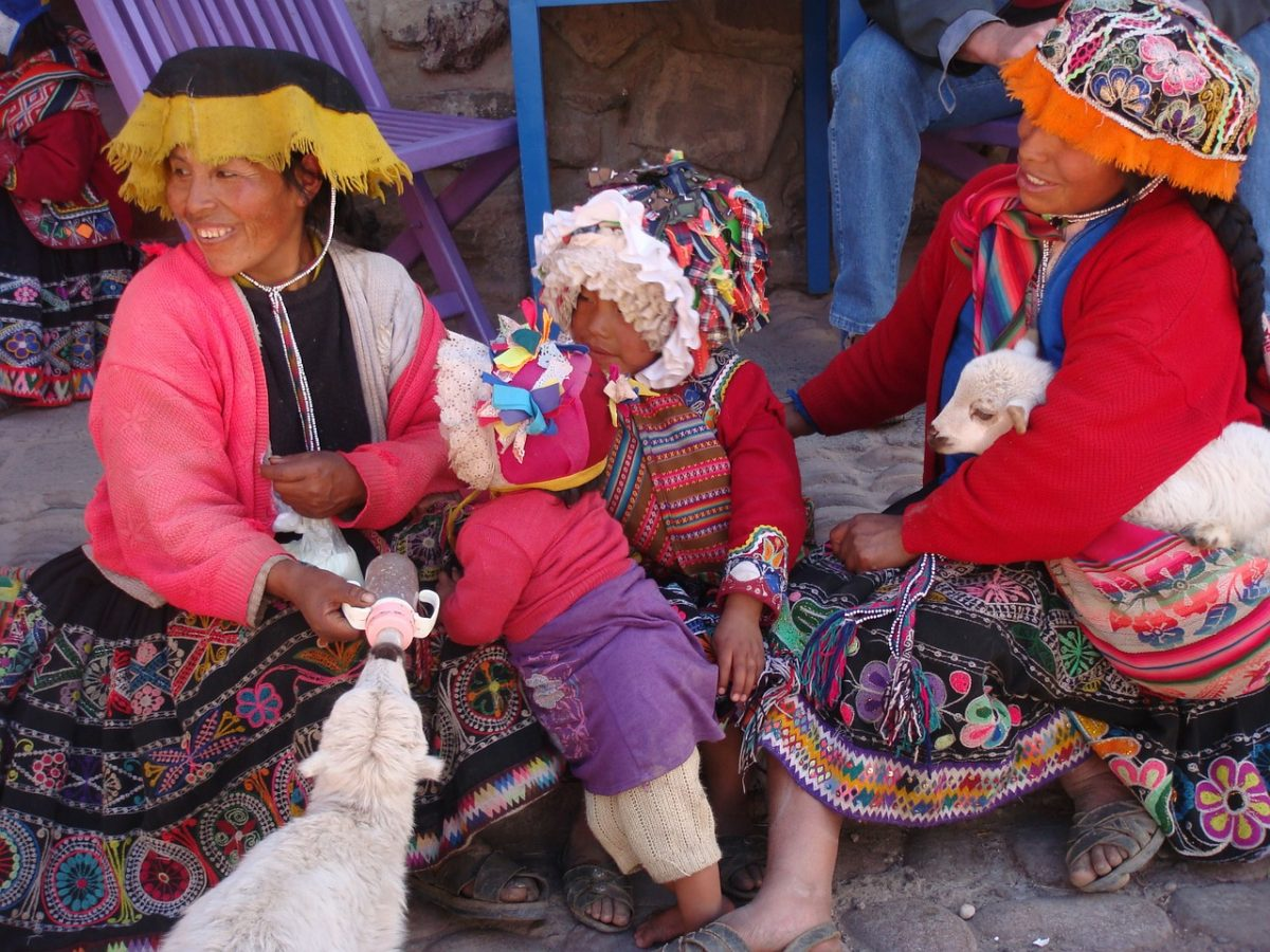 Visiting the Sacred Valley and the people of Peru