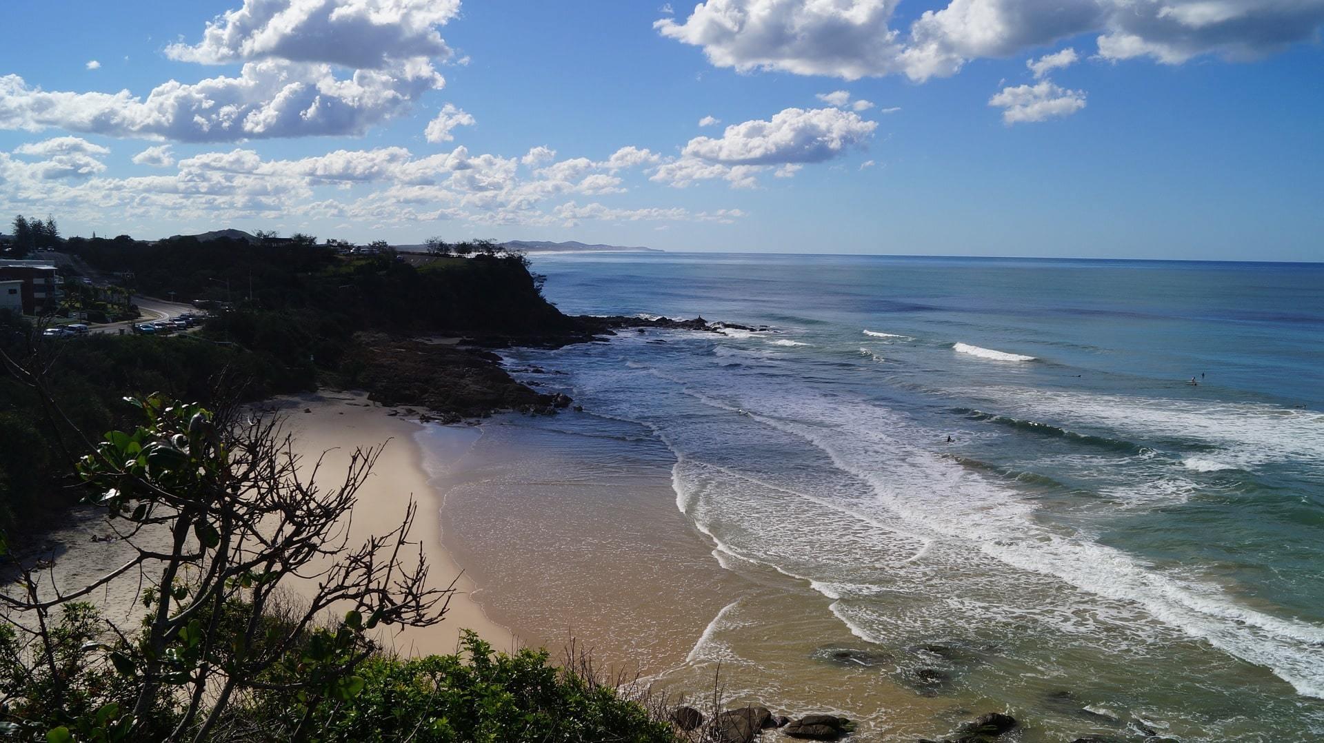 backpacking australia east coast itinerary