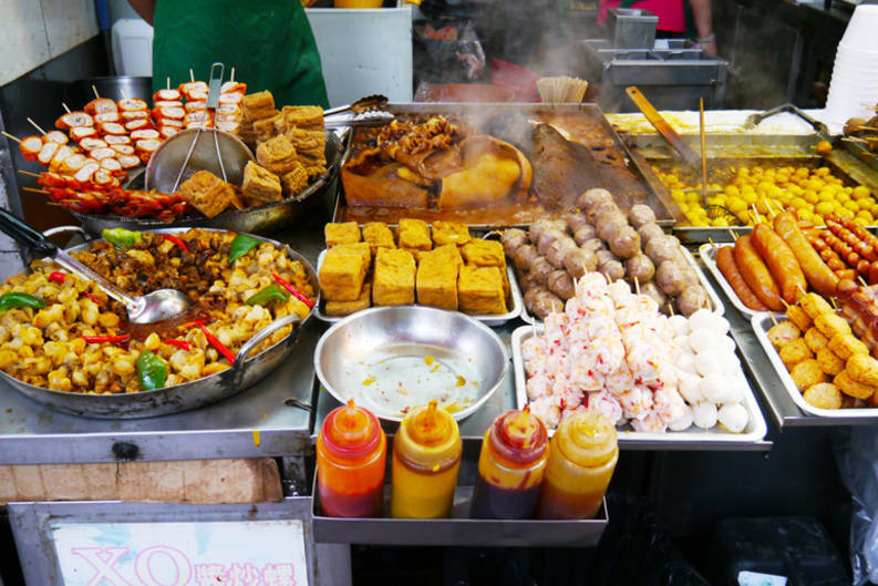Best Street Food in the World