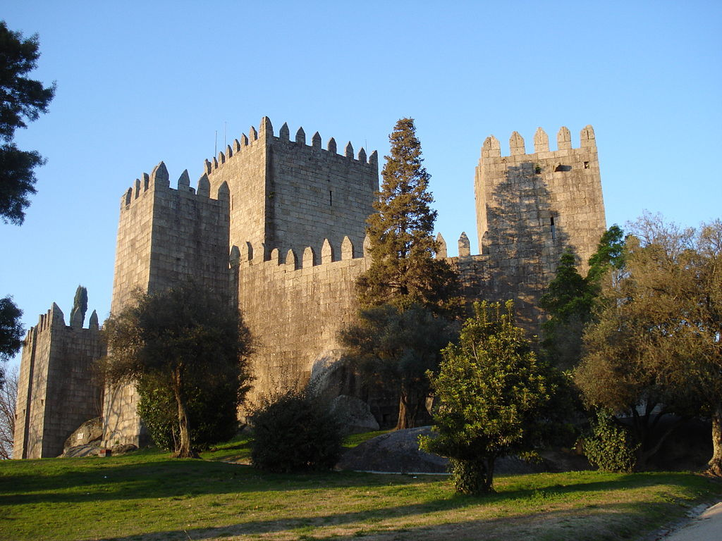 Guimarães Castle Birthplace of Portugal