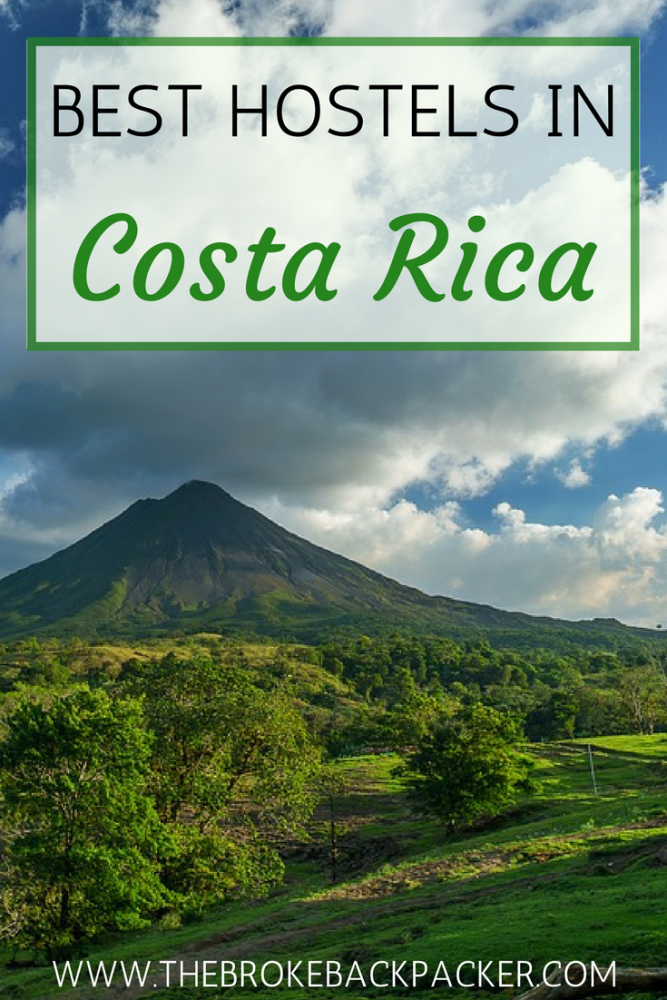 If you are backpacking Costa Rica, you have to check out our epic list of the best hostels in Costa Rica. Organized by YOUR needs, this epic list breaks down the best hostels in Costa Rica so you know exactly where to stay while traveling in this amazing country.