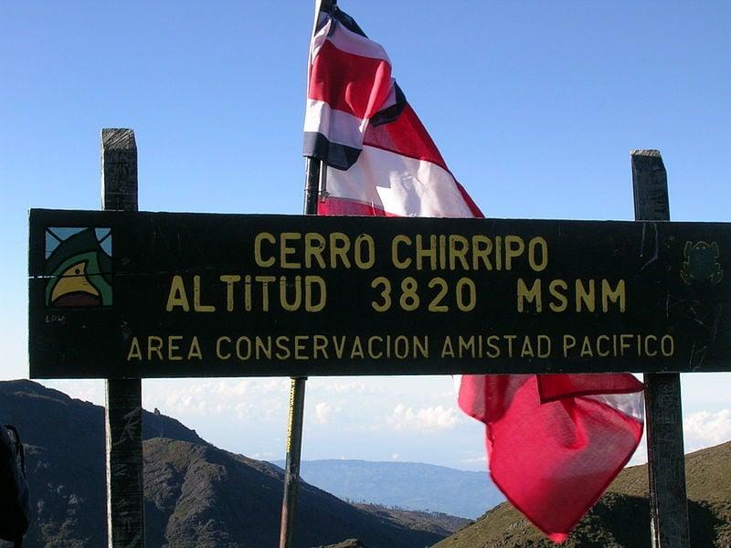 climb CerroChirripo