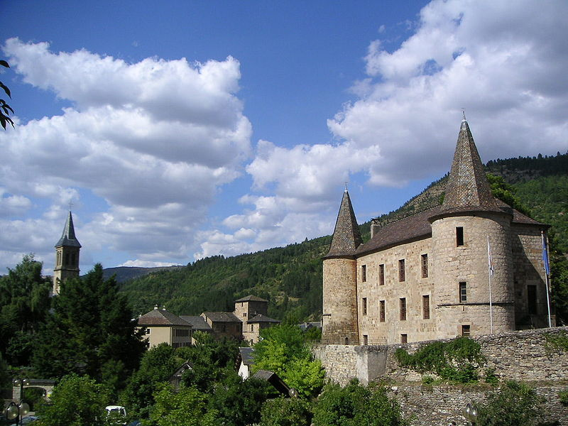 travel in les cevennes