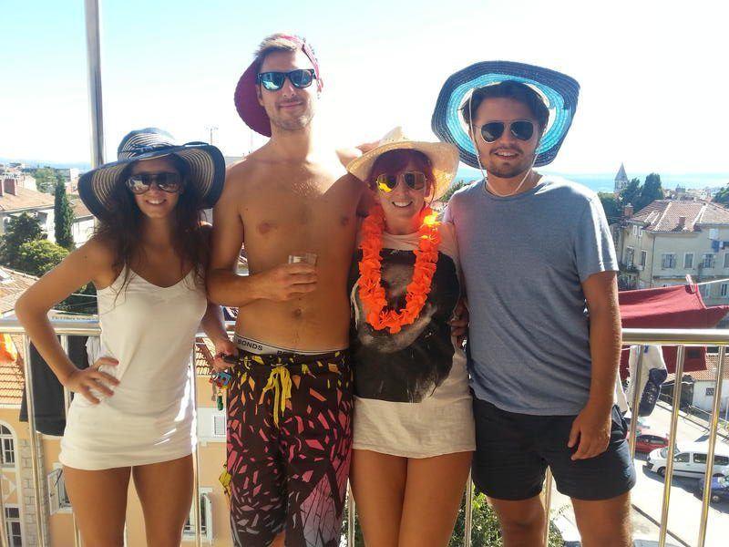 Backpackers Fairytale Best Cheap Hostels in Split 2